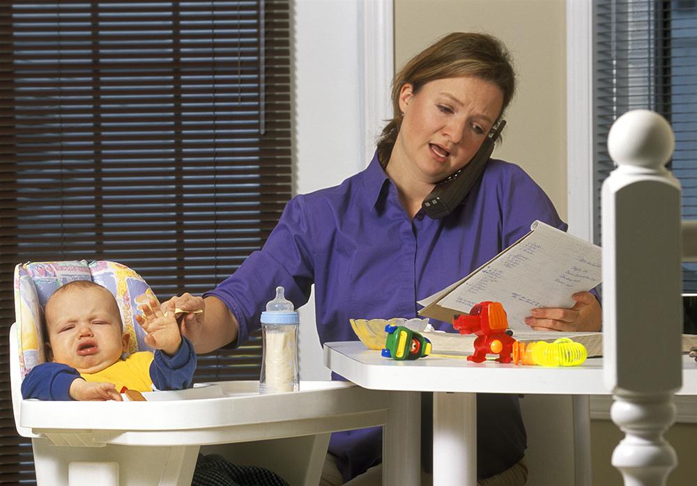 Multitasking s dětmi :-)