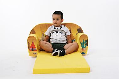 Dimenzije kauča za bebe