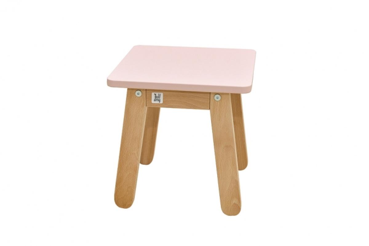 Dětská židle Woody Pink