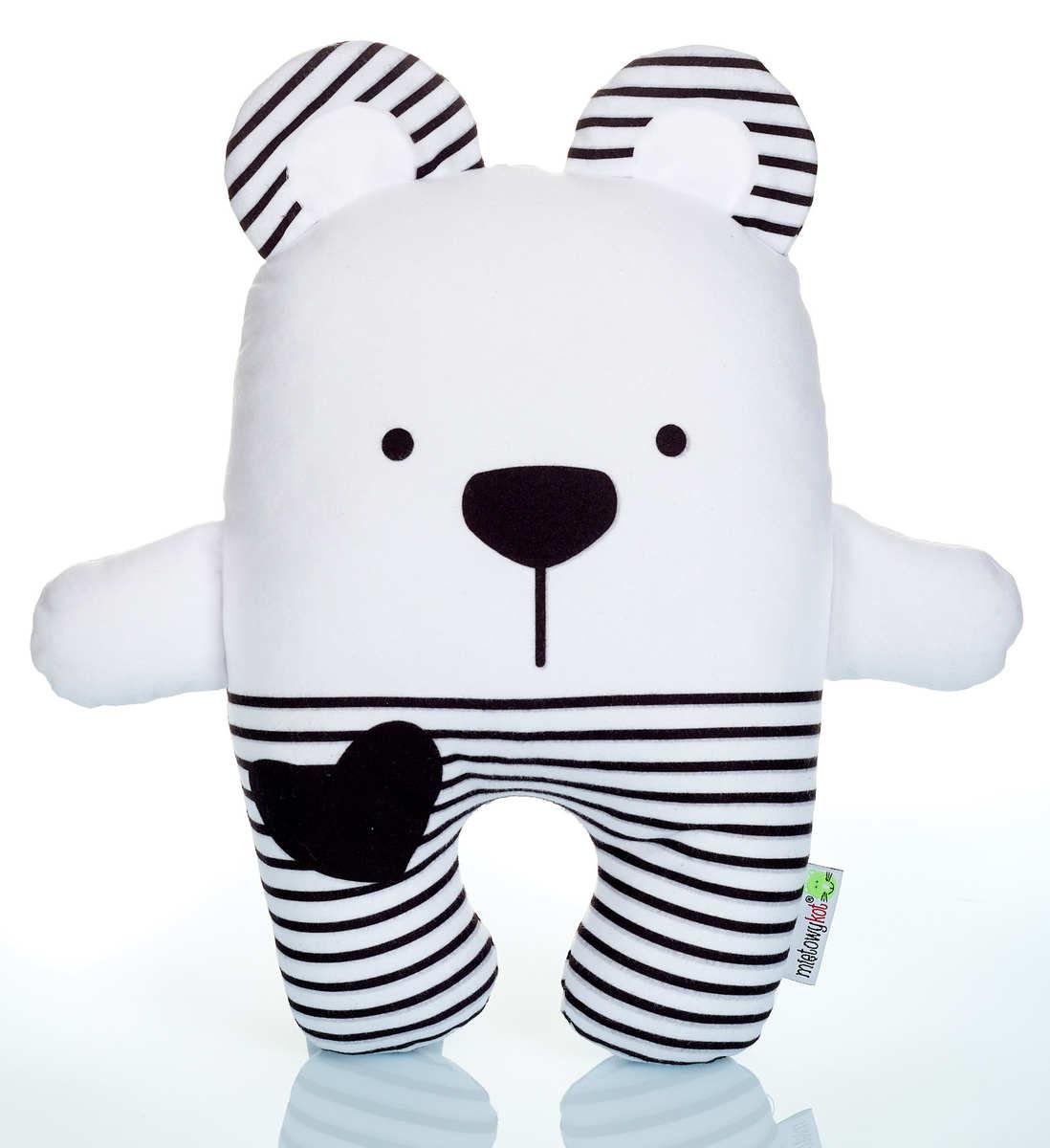 Medvídek Teddy v proužkovaném Velký Mint Kitten