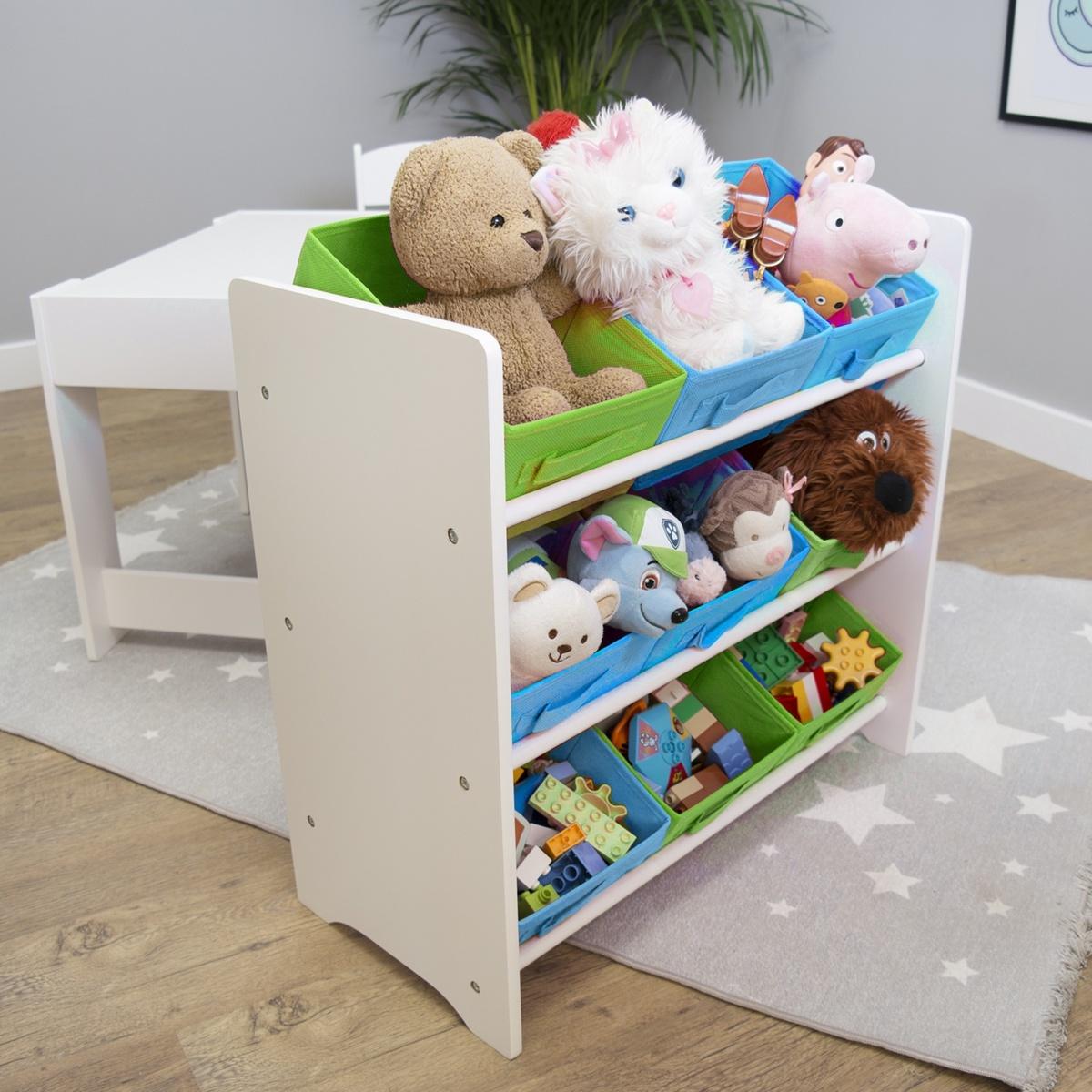 Organizér na hračky Ourbaby