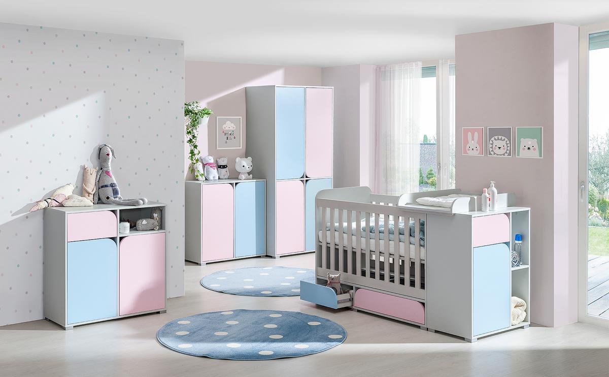 Dětský pokoj Mimo skříň