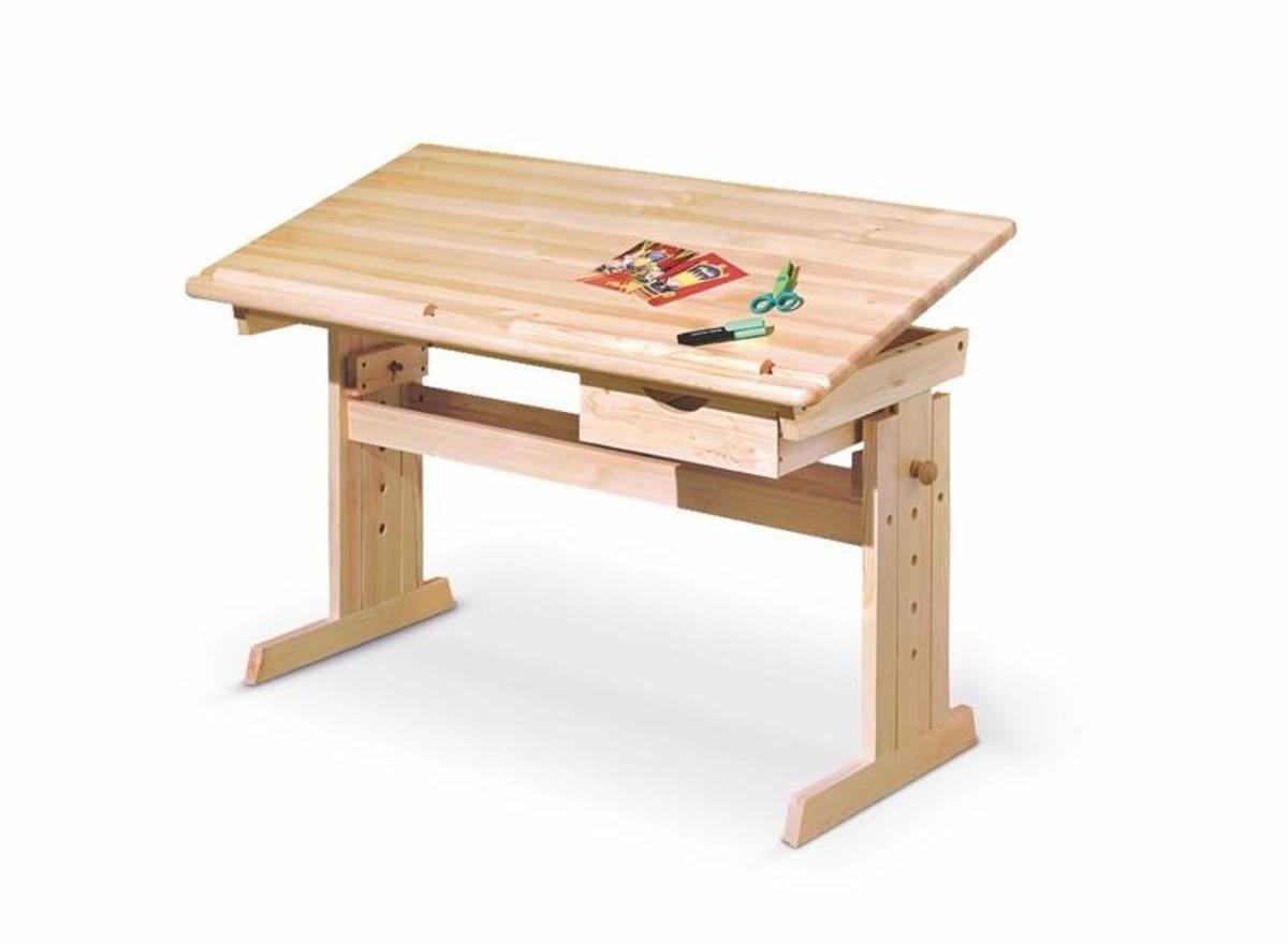 Dětský psací stůl JULIE stůl