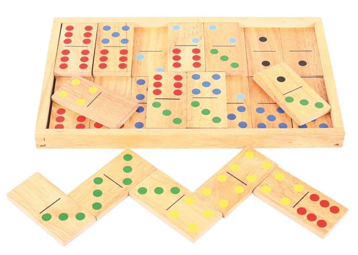 Dřevěné domino XXL Giant dominoes