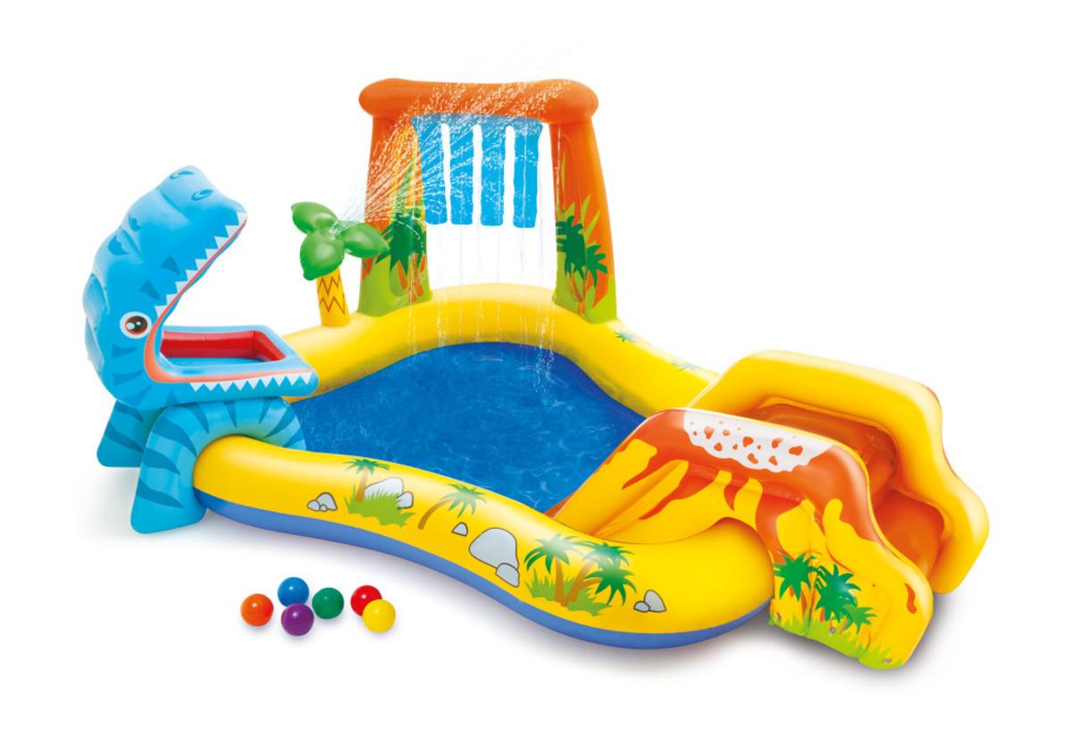 Dětský bazén Dinosaurus Kids pool
