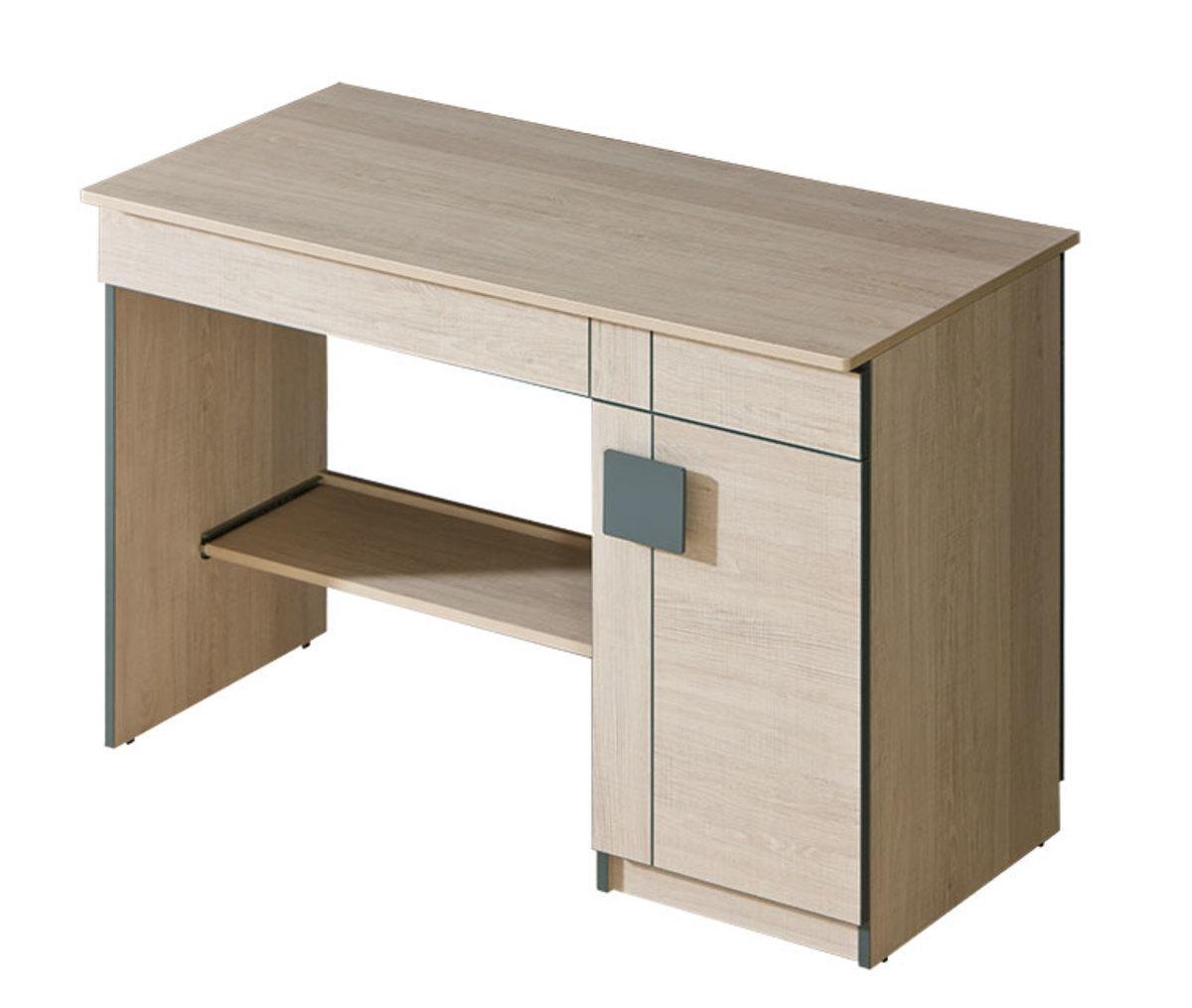 Psací stůl Gumi - šedá stůl
