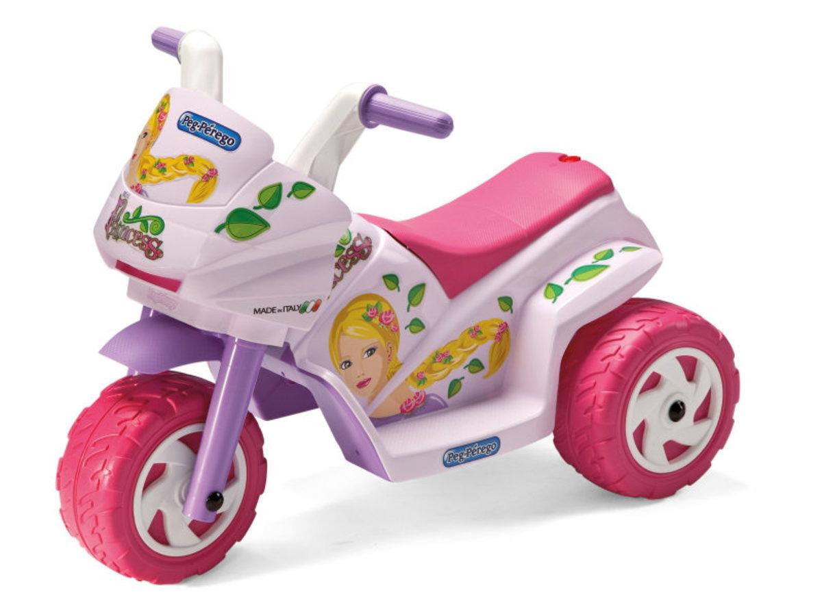 Dětské elektrické vozítko Peg Perégo - Mini Princess IGMD0003 -