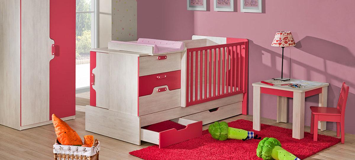 Dětská postel Ourbaby Nu 9
