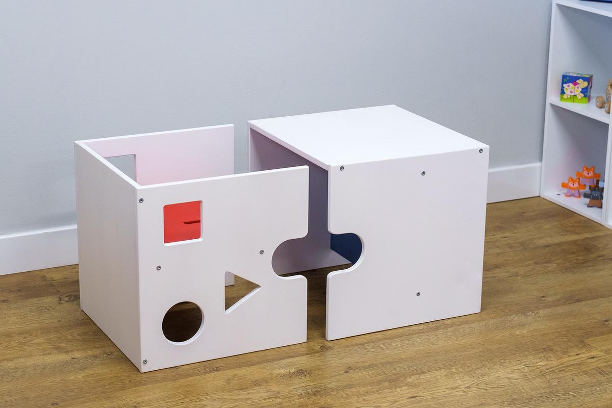 Ourbaby dětský stůl se židlemi Table cube 32419