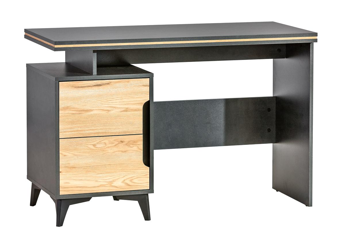 Psací stůl Grappa - šedý
