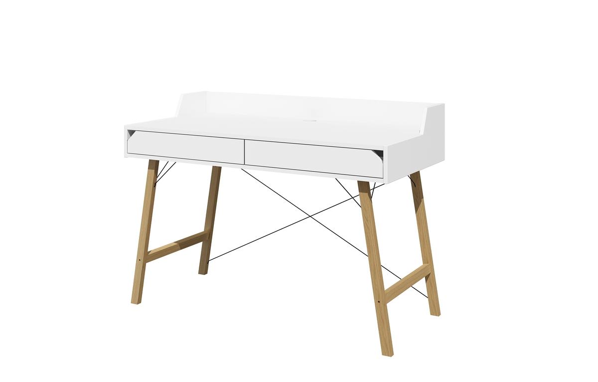 Psací stůl Lotti Snow