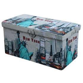 Taburet Moly XL New York, Halmar