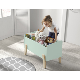 Úložný box Kiddy mátový, VIPACK FURNITURE