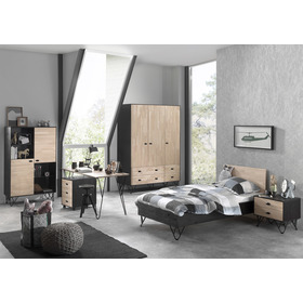 Dětský pokoj William, VIPACK FURNITURE