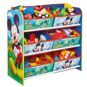 Organizér na hračky Mickey Mouse Clubhouse , Moose Toys Ltd , Mickey Mouse Clubhouse