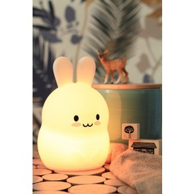 Lampa LED PUFI - králíček, cotton love